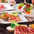 Steak-and-Shabu-shabu--Fujita-shinjuku-washington-hotel-annex-building-7